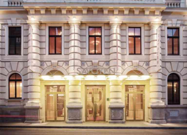 Austria Trend Hotel Savoyen image
