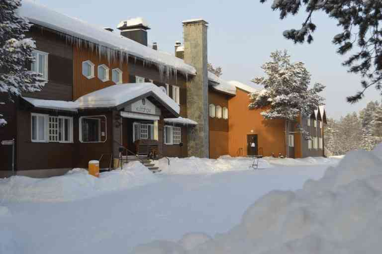 Hotelli Inari Kultahovi image
