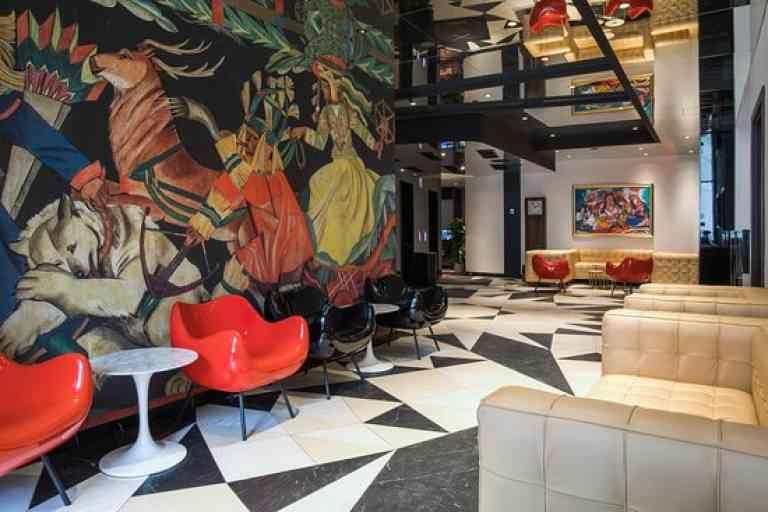 Inx Design Hotel image