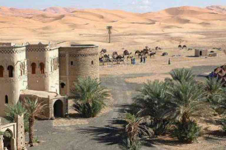 Kasbah Tombouctou image