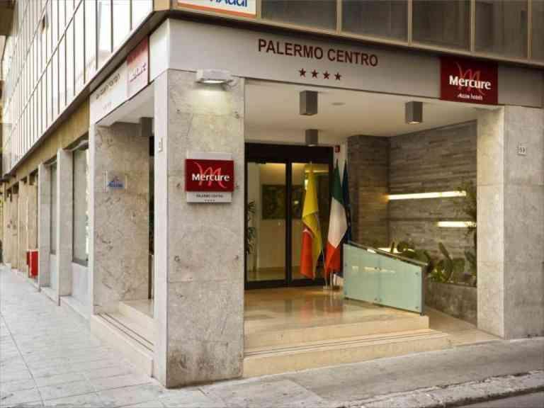 Mercure Palermo Centro image