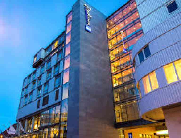 Radisson Blu Hotel image
