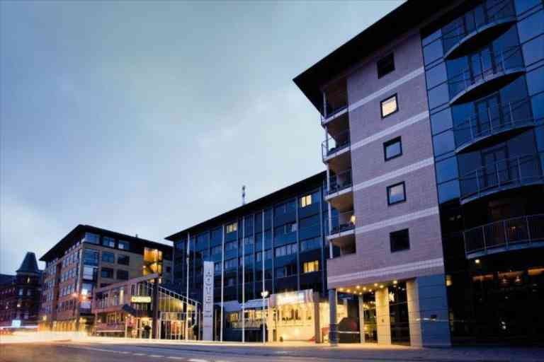 Radisson Blu Limfjord Hotel image