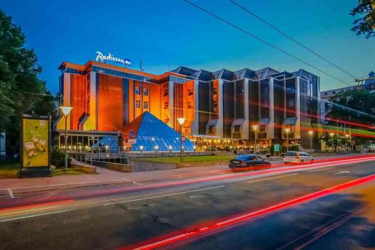 Radisson Blu Ridzene Hotel image