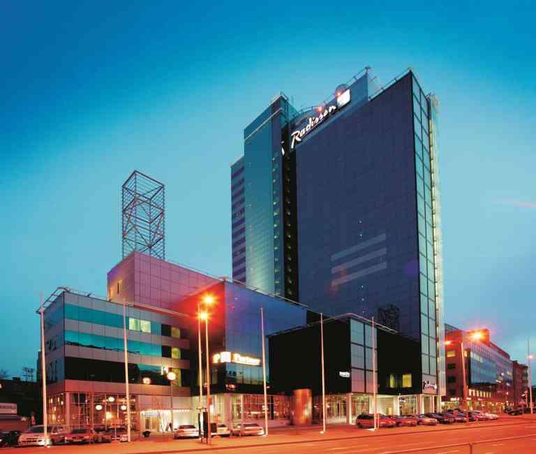 Radisson Blu Sky Hotel image