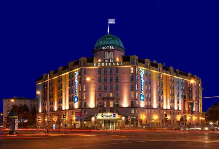 Radisson Blu Sobieski image