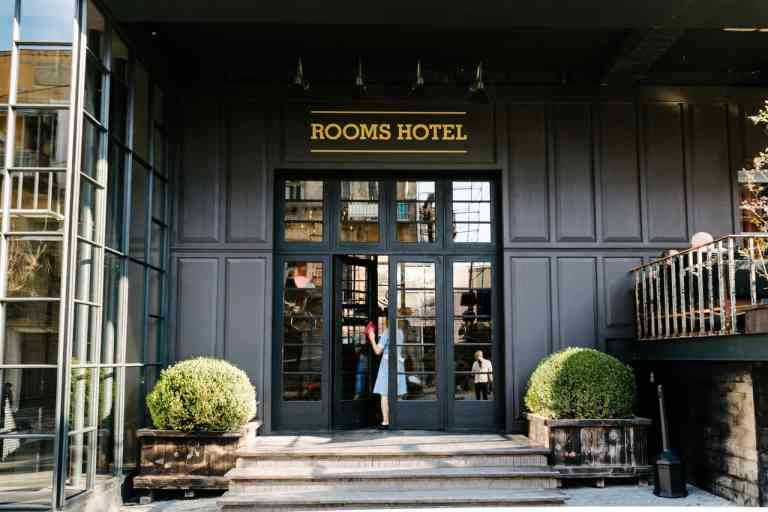 Rooms Hotel image