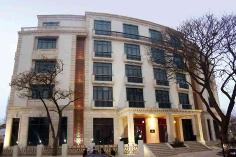 Sheki Saray Hotel image