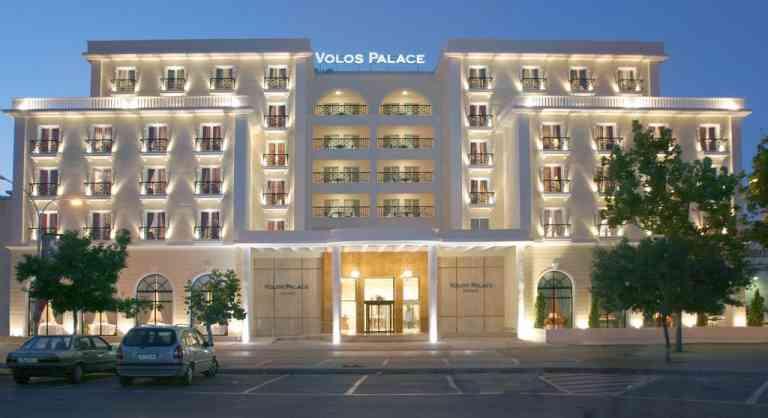 Volos Palace Hotel image