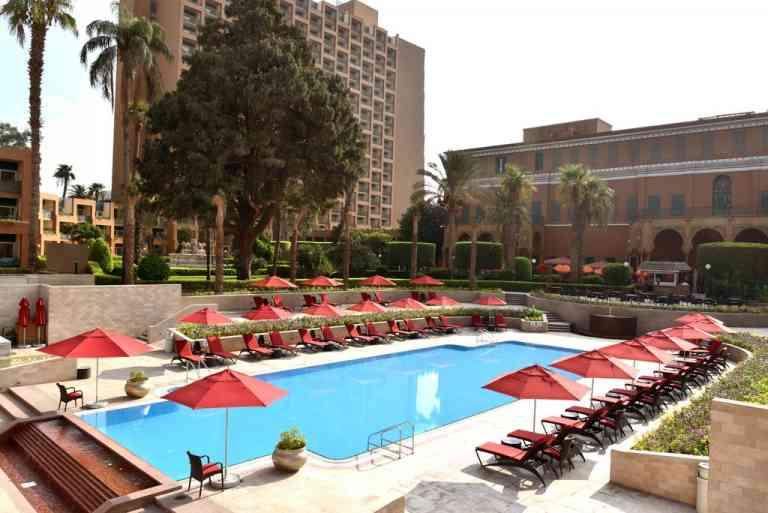 Cairo Marriott Hotel image
