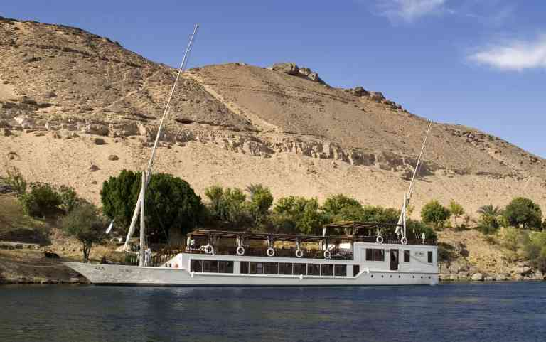 Nile Dahabiya Cruise image