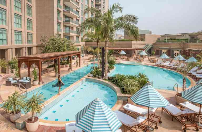 Four Seasons Hotel Cairo at Nile Plaza image