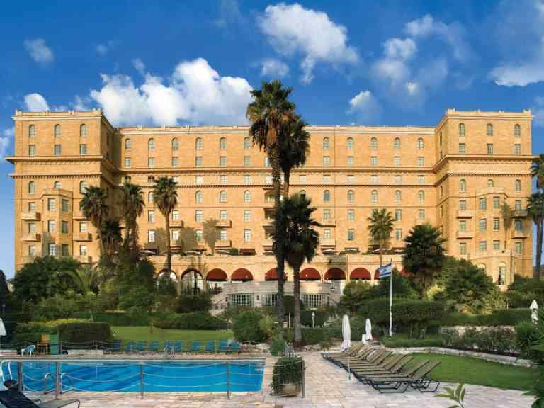 King David Hotel image