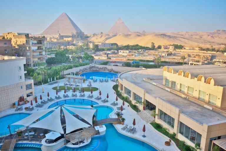 Le Méridien Pyramids Hotel image