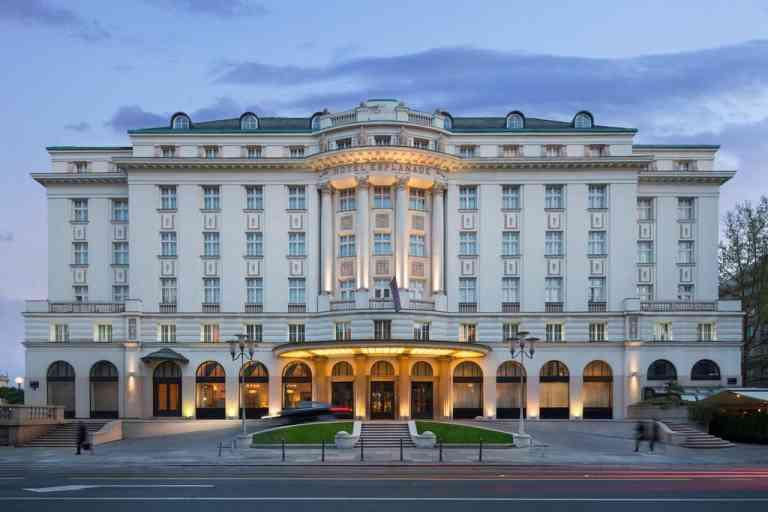 Esplanade Zagreb Hotel image