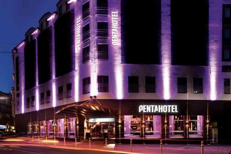 Pentahotel Vienna image