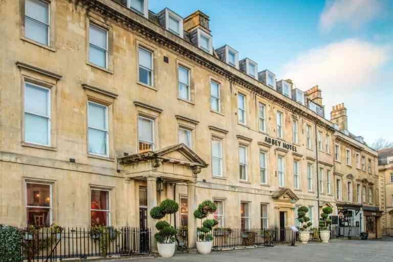 Abbey Hotel Bath image