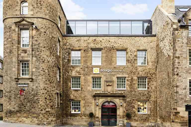 Aparthotel Adagio Edinburgh Royal Mile image