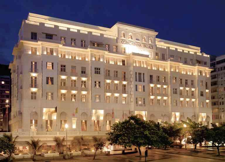Copacabana Palace Hotel image