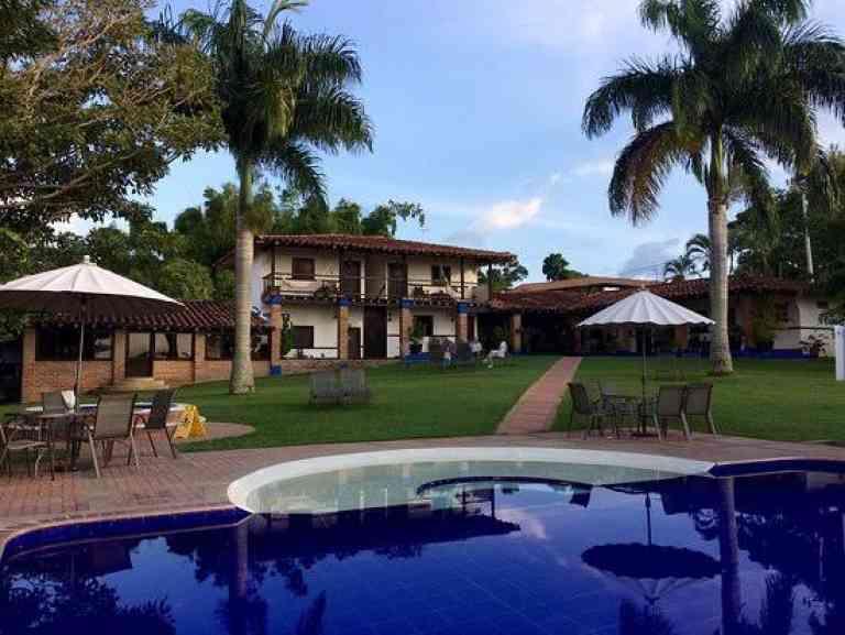Finca Hotel Bosques Del Saman image