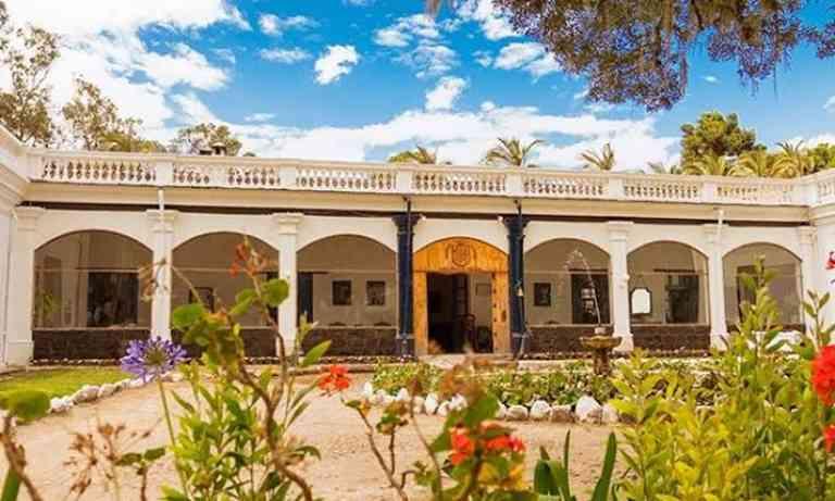 Hosteria Hacienda Pinsaqui image