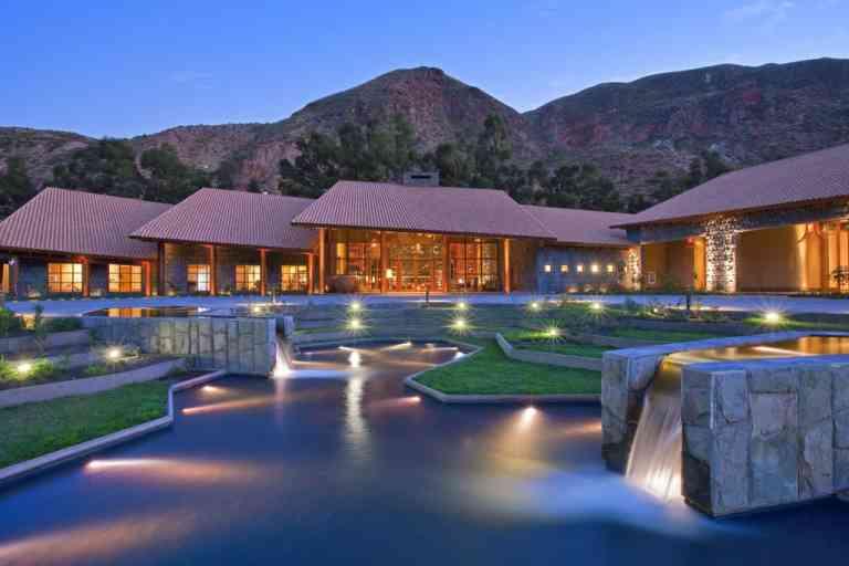 Tambo del Inka Resort & Spa image