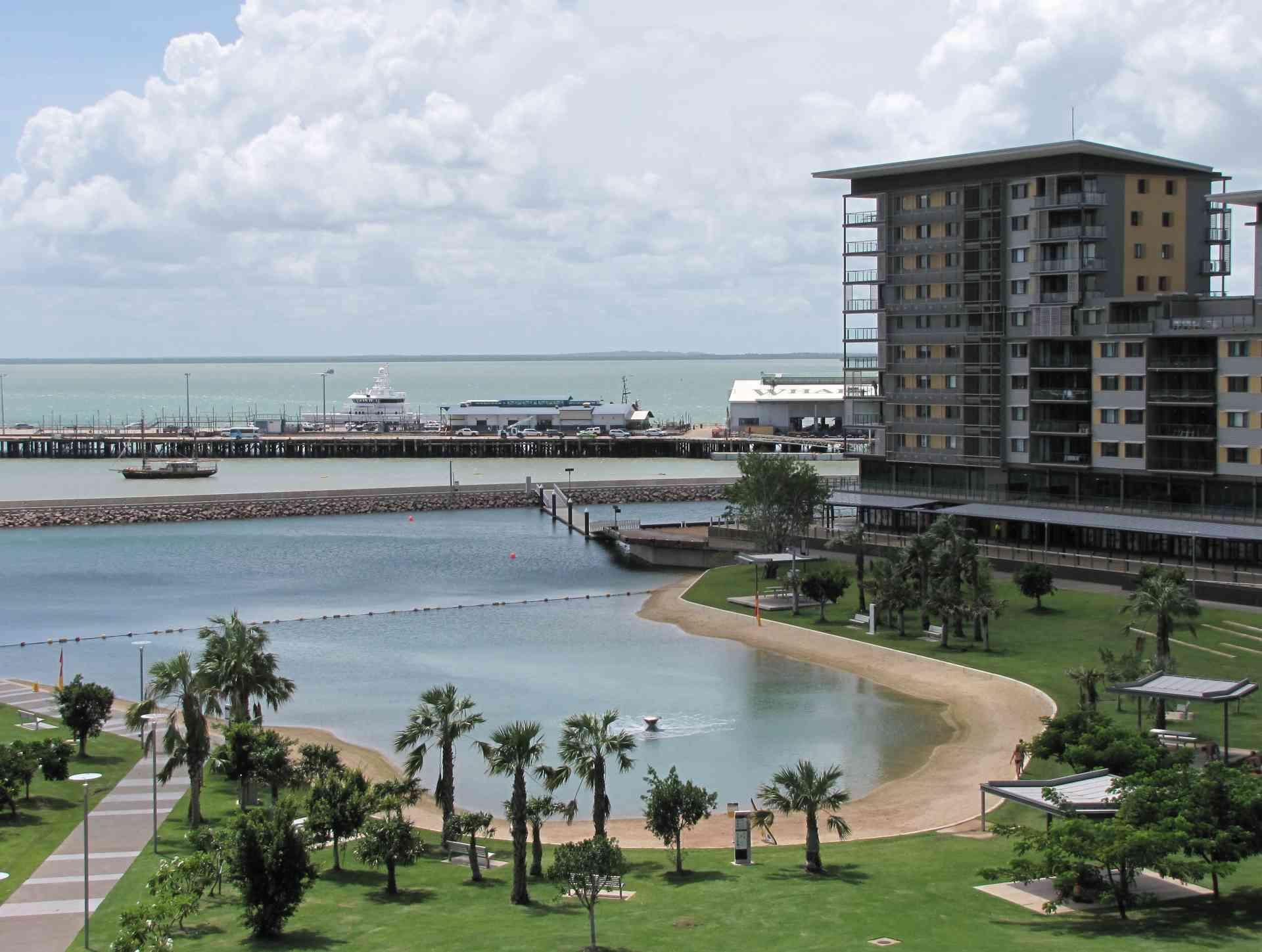 Darwin, the tropical capital