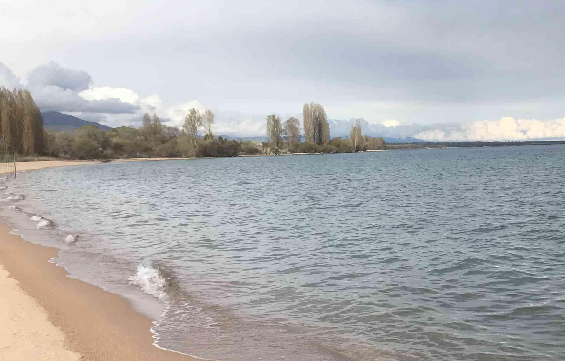 Incredible Issyk-Kul Lake