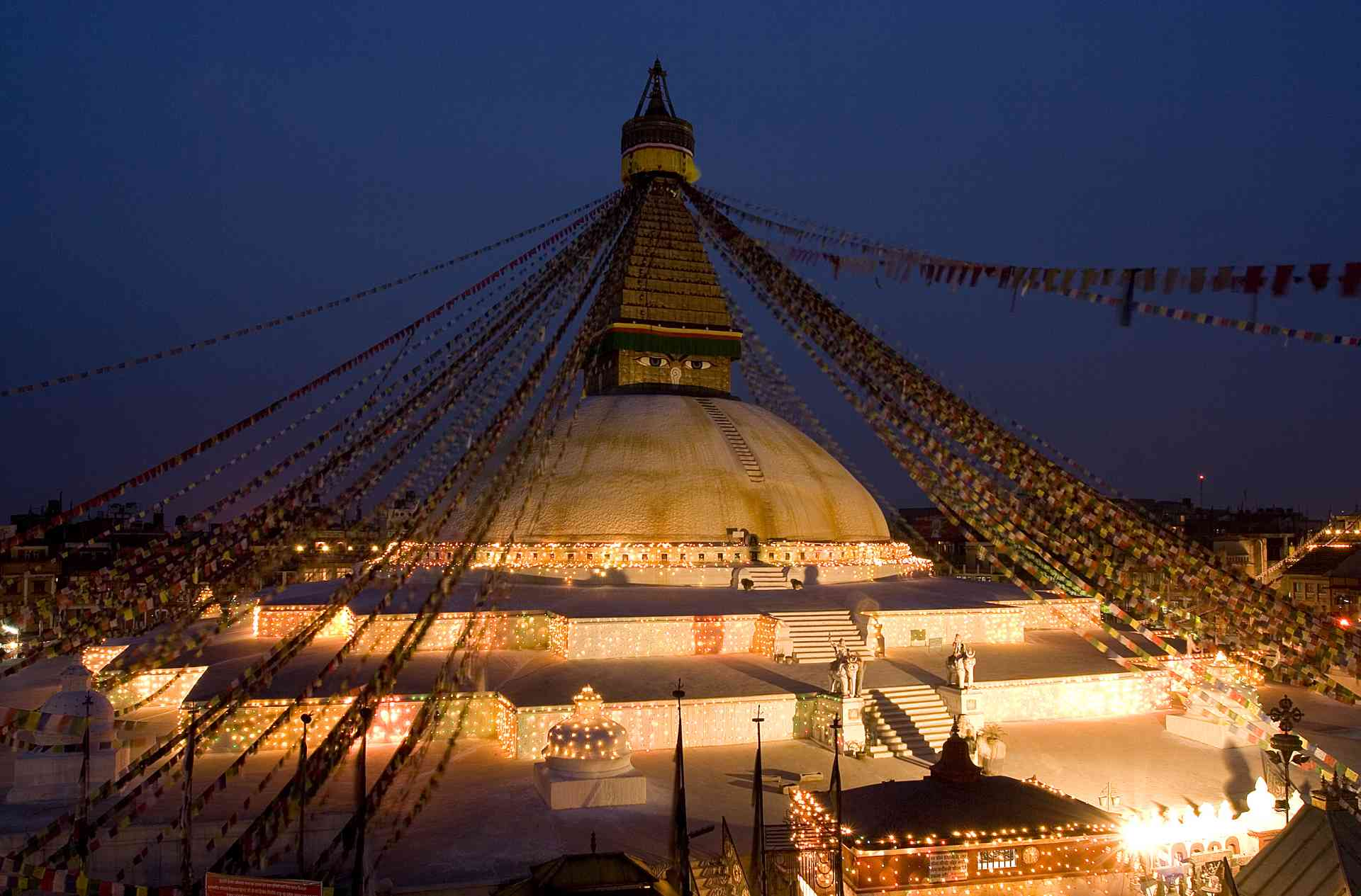 The wonder of Kathmandu