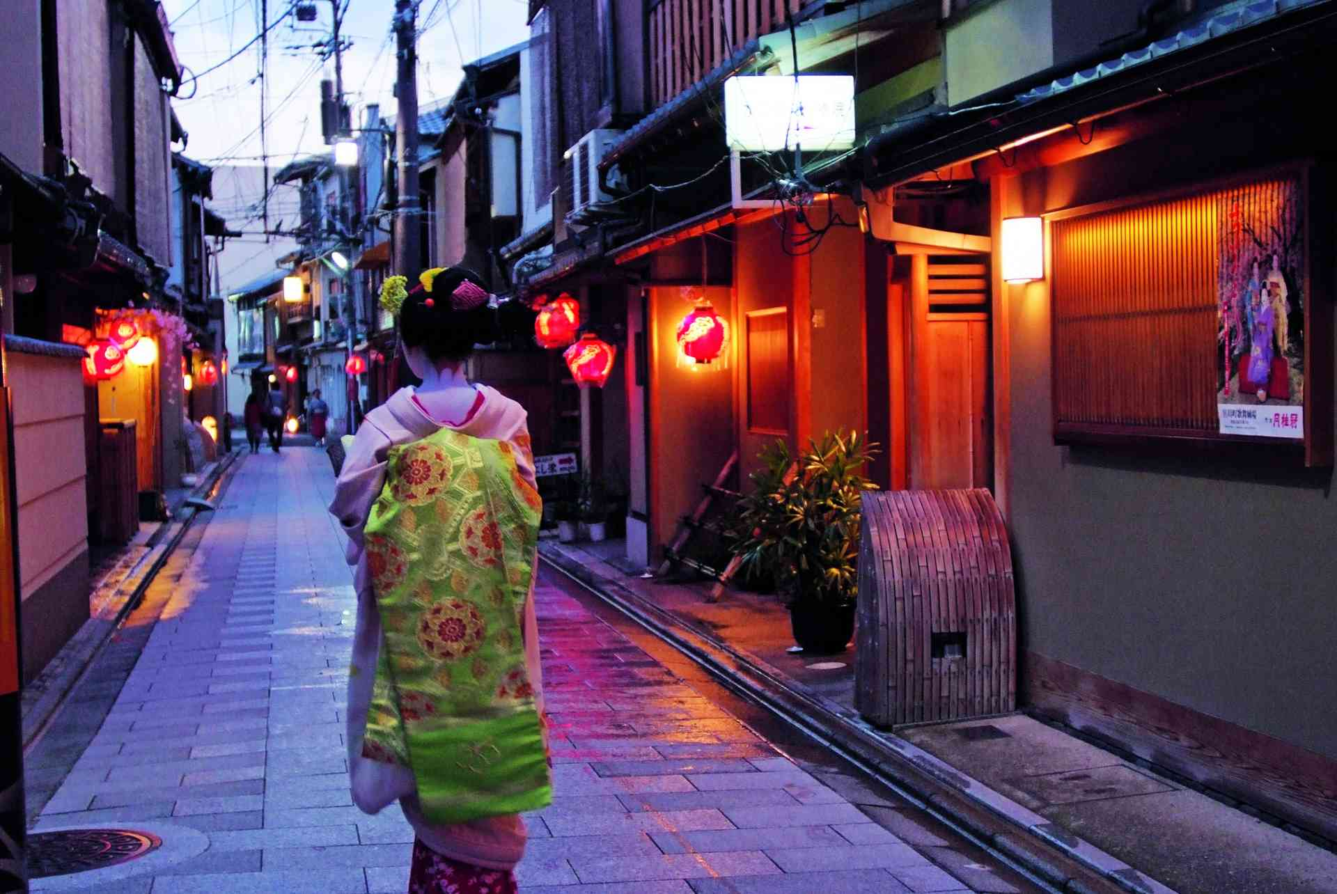 The history and heart of Japan
