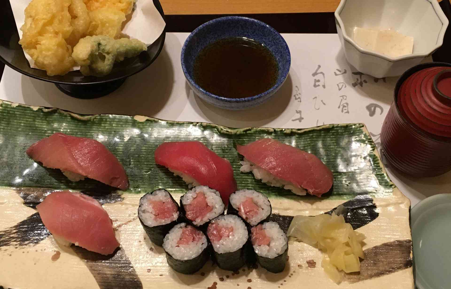 Experience Japanese Cuisine