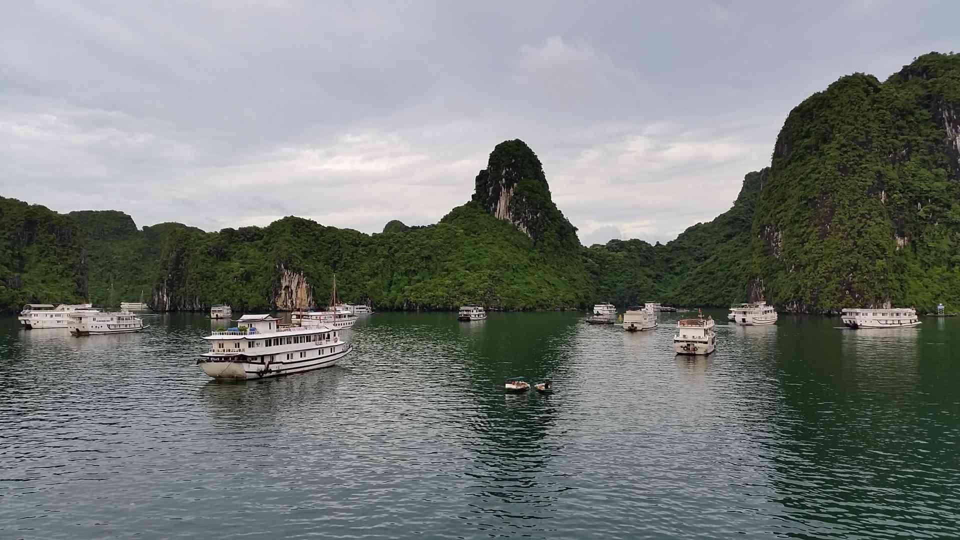 Hills of Sapa & Halong Bay