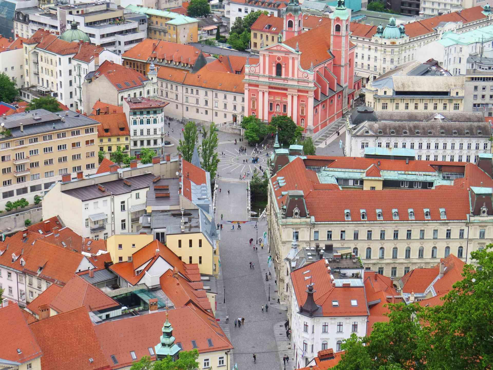 Under Slovenia's Spell