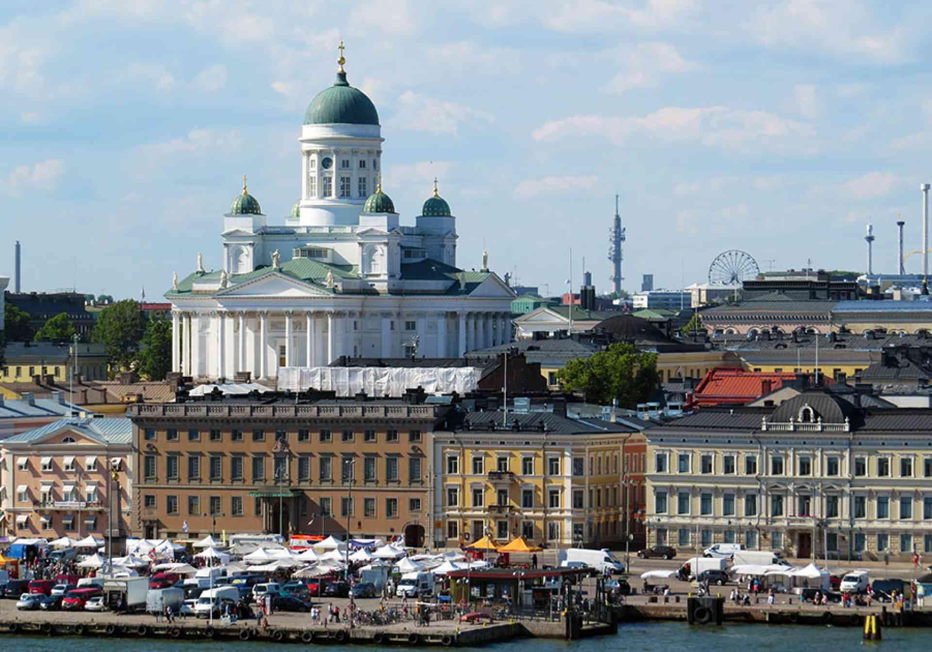 Explore the Design Capitals of Helsinki & Stockholm