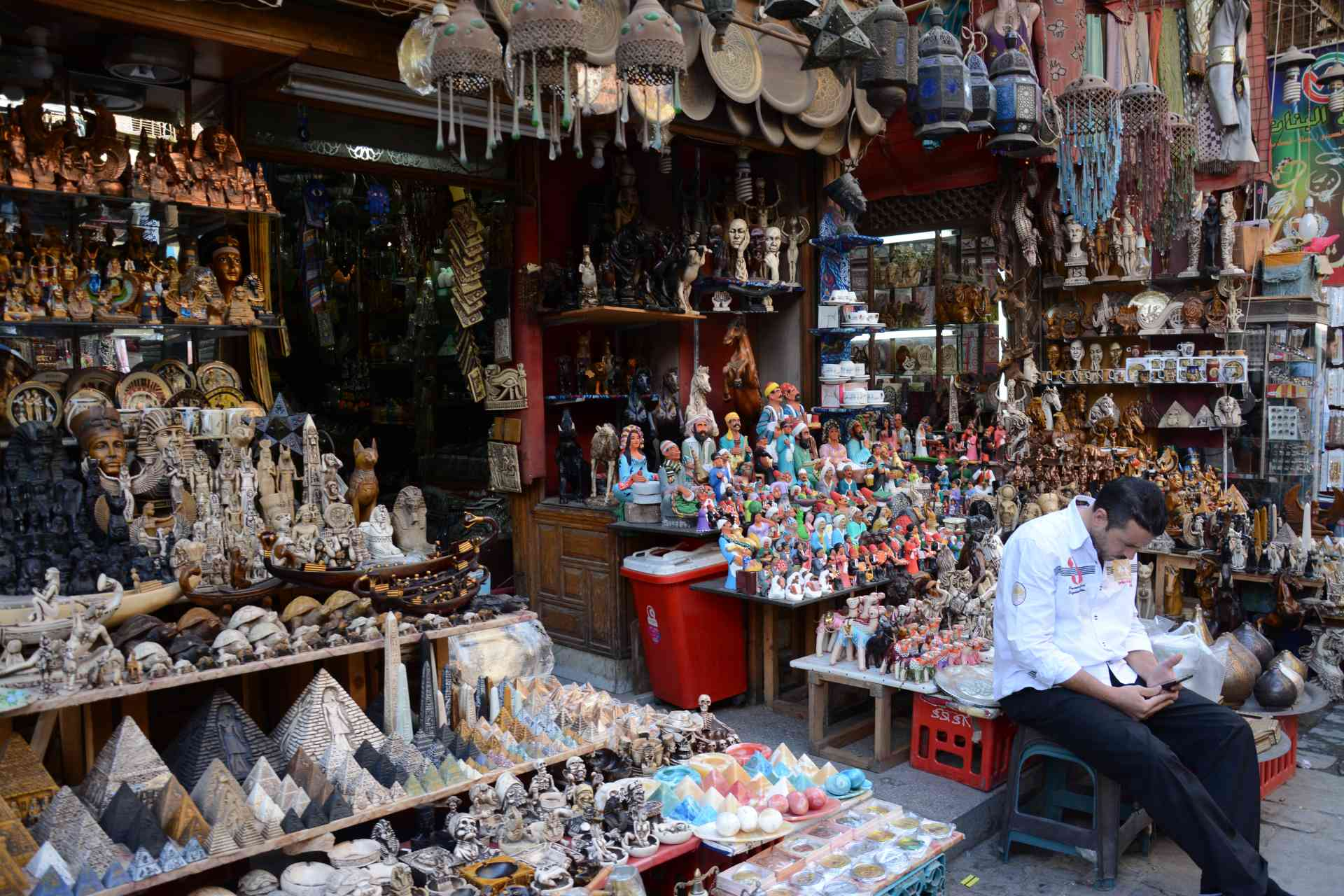Cairo's Treasures