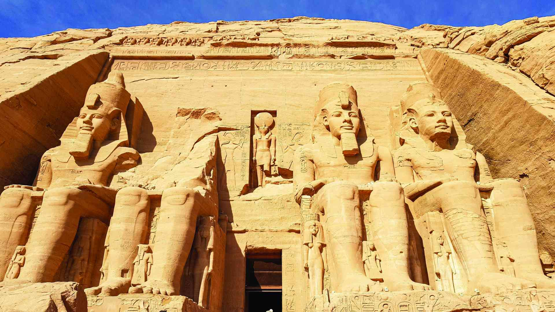 Experience The Wonders Of Ancient Egypt