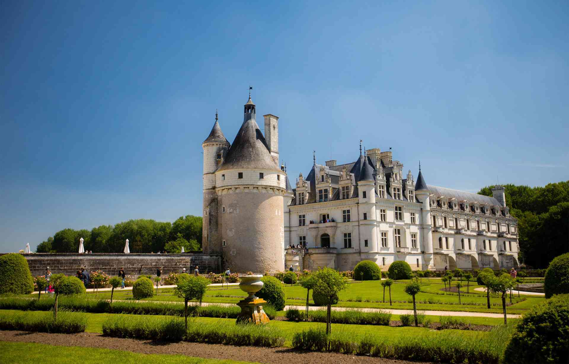 Discover the Loire Valley and its magnificent chateaux
