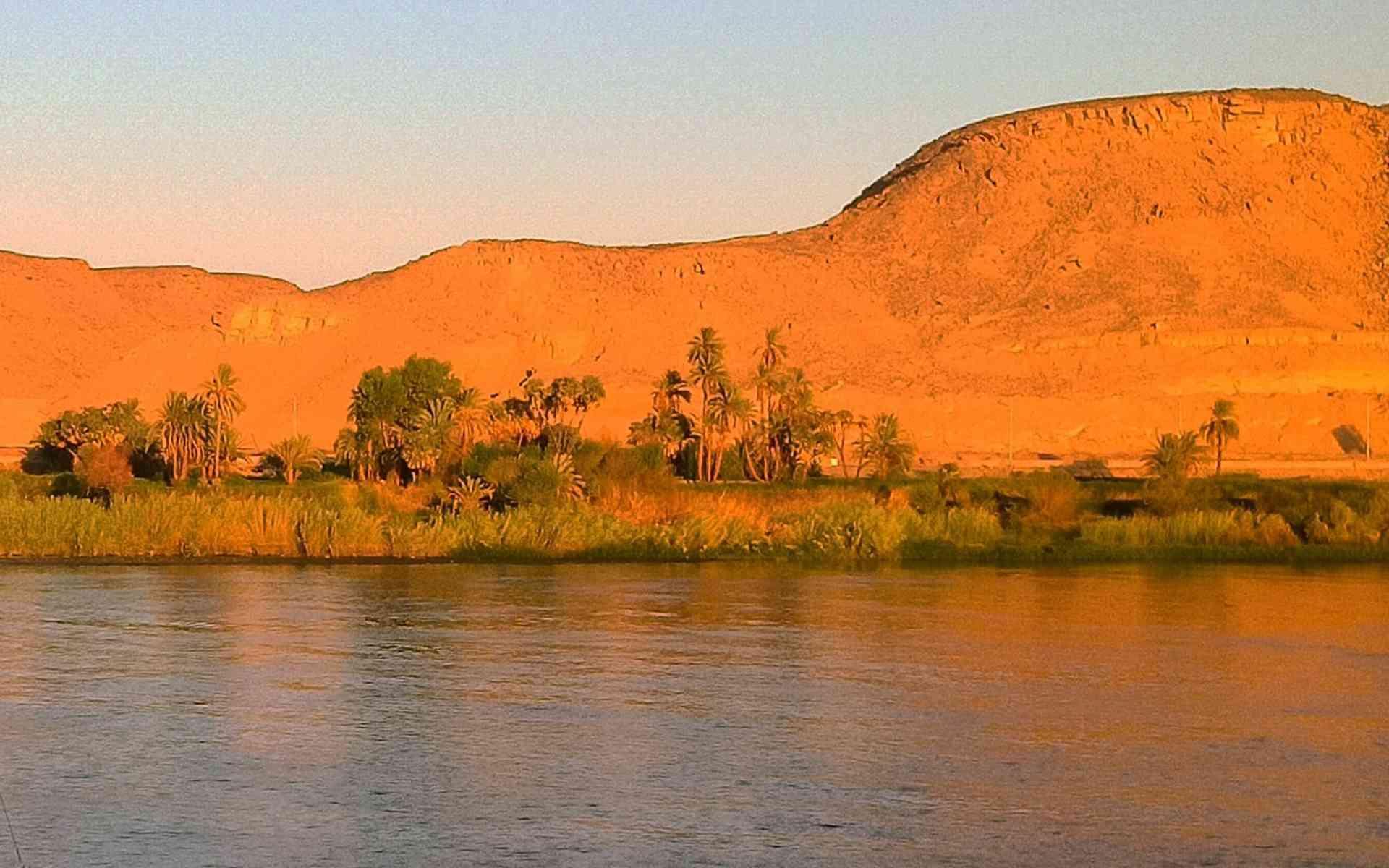 Cruise the Nile