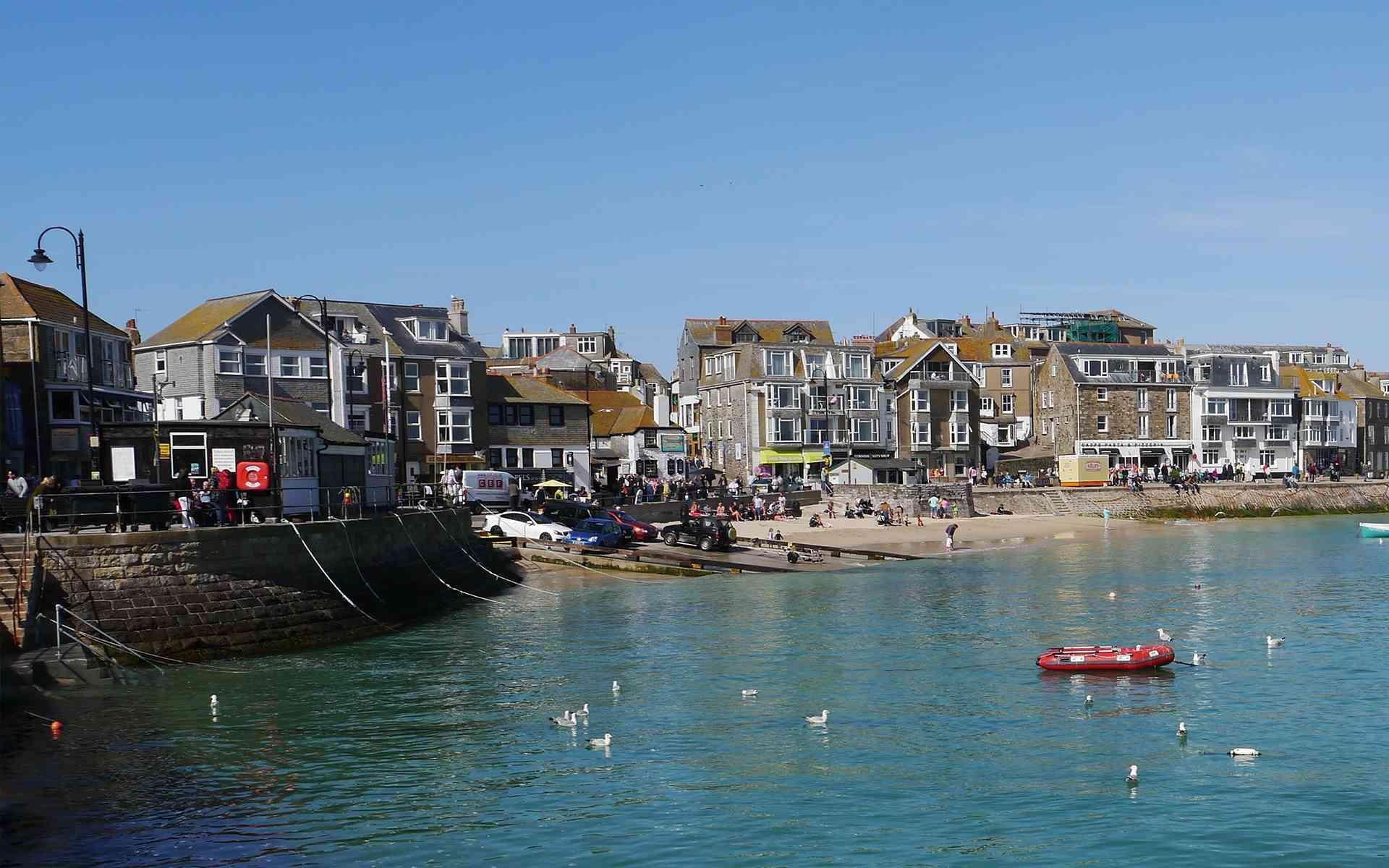 Visit charming seaside villages
