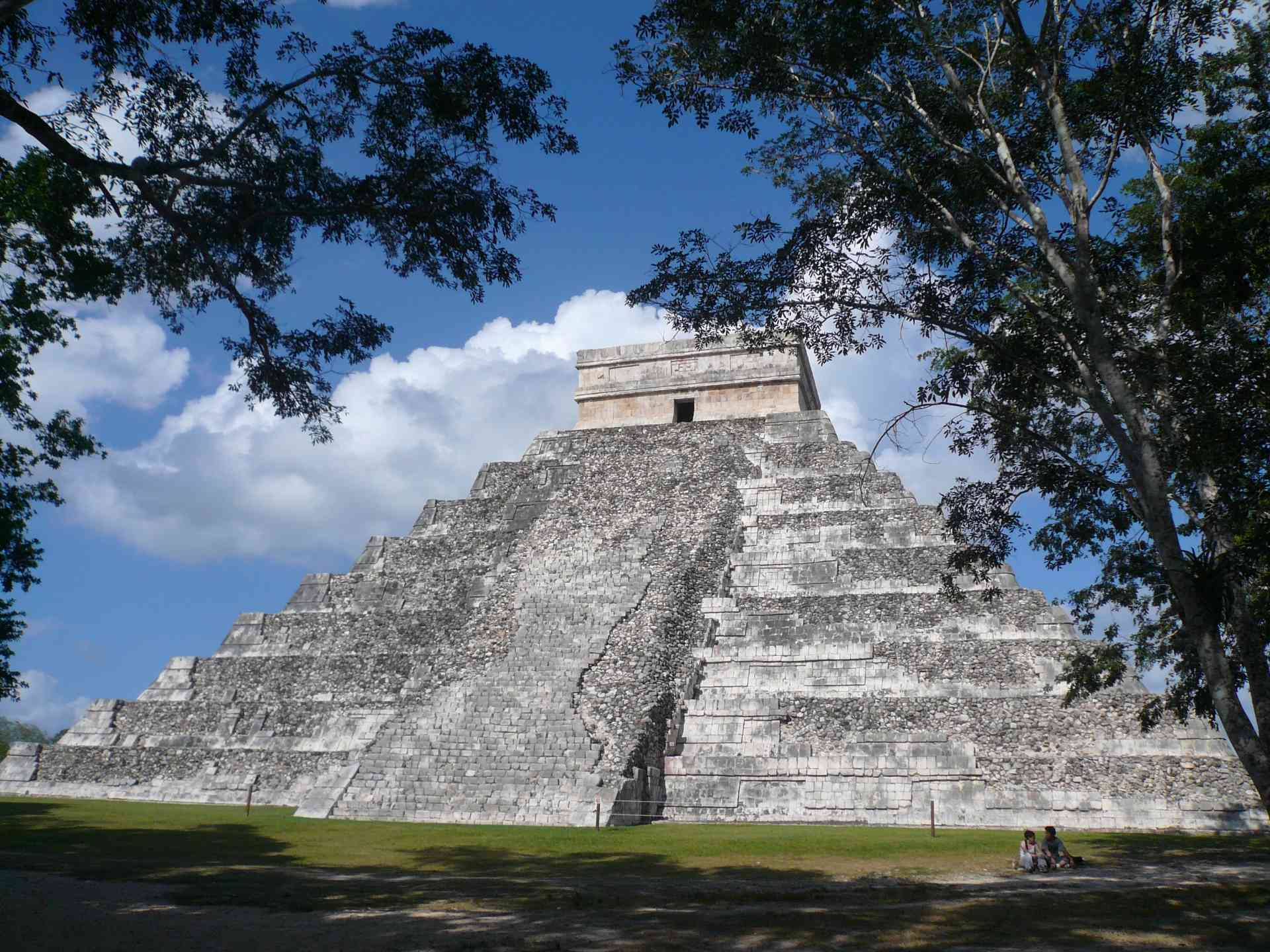 Visit the most famous Mayan site