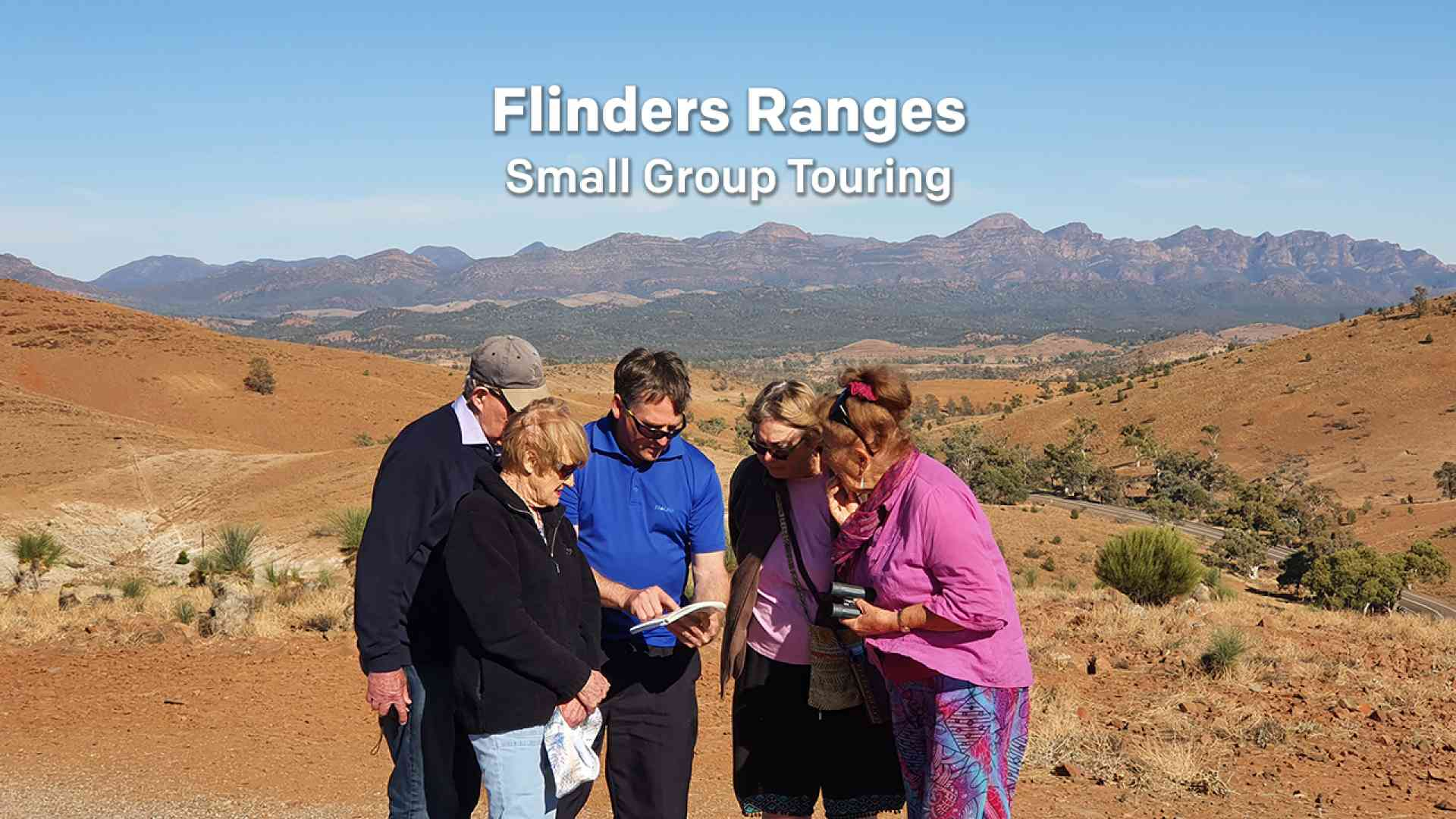 Flinders Ranges with the SA Experts